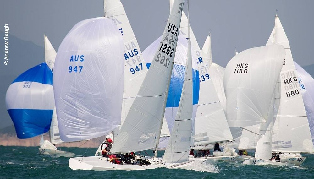 Etchells Worlds in Hong Kong