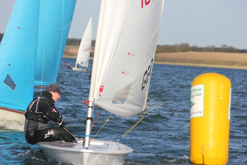 Gusts from hell fail to deter 145 boats at Grafham Grand Prix