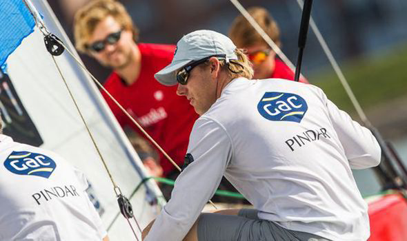 Ian Williams: what skills are transferrable from match racing back into the fleet racing world?