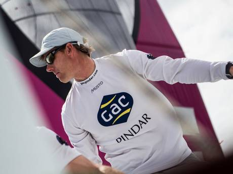 Ian Williams: tips from the world champ on how to get into match racing...