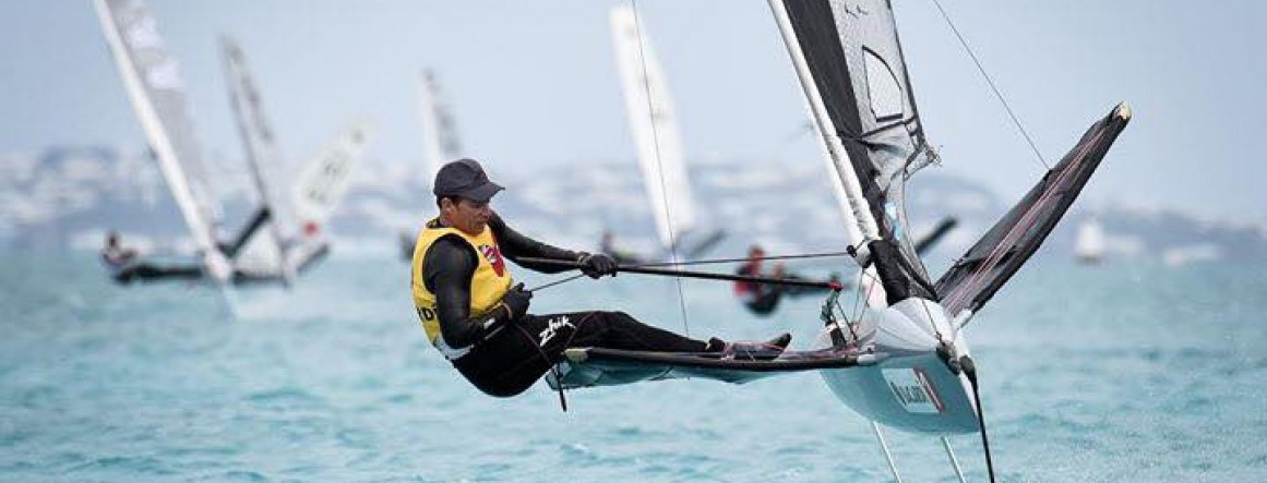 Paul Goodison wins Bermuda
