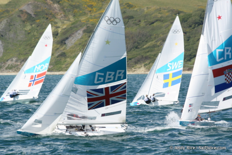 Brits take Star lead